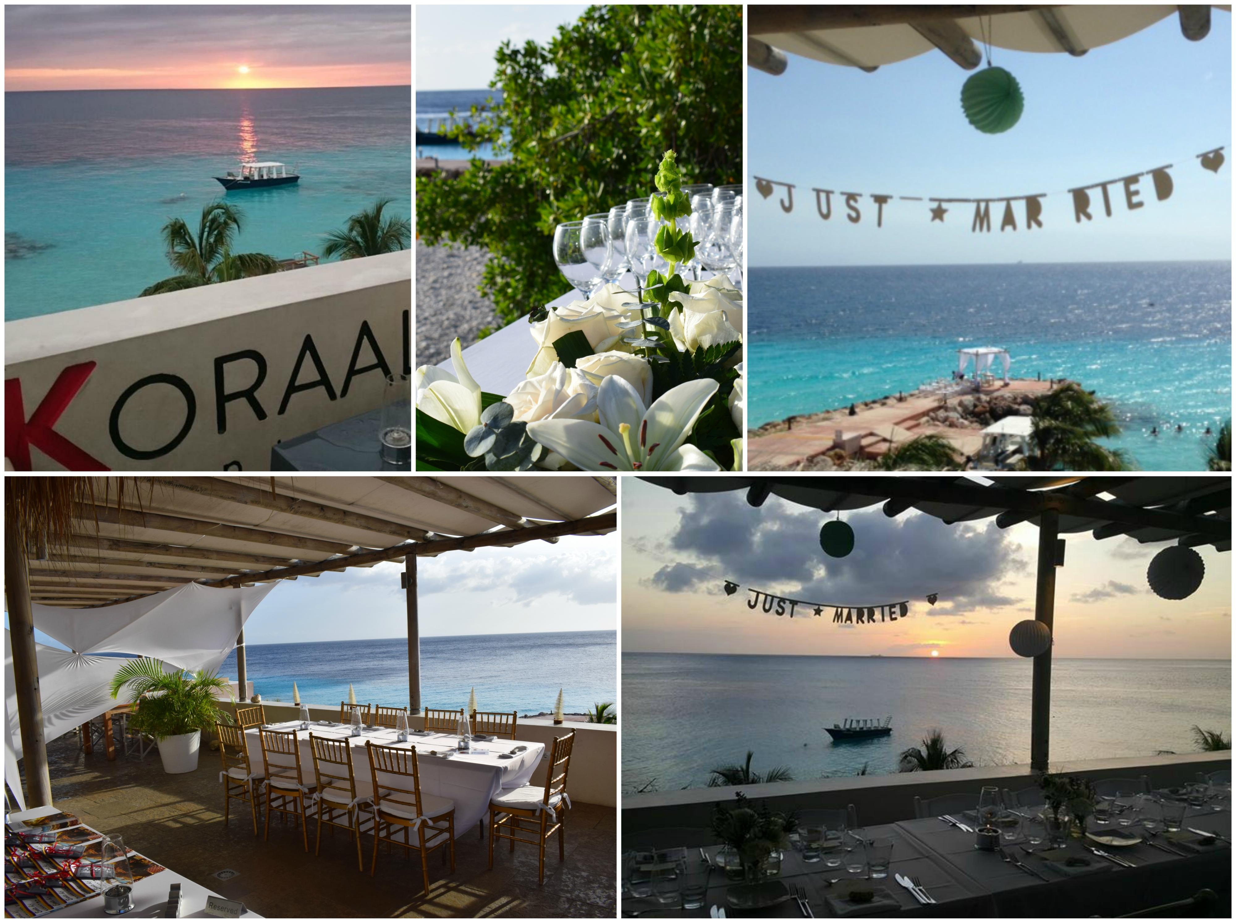 koraal wedding